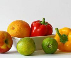 肌荒れはビタミンで改善する!超効果的な6の食事法